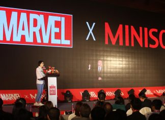 名创优品与漫威开展官方合作推出2000款漫威英雄周边产品 MINISO Cooperates with Marvel Studios Releasing 2000 Superheroes Peripheral Products