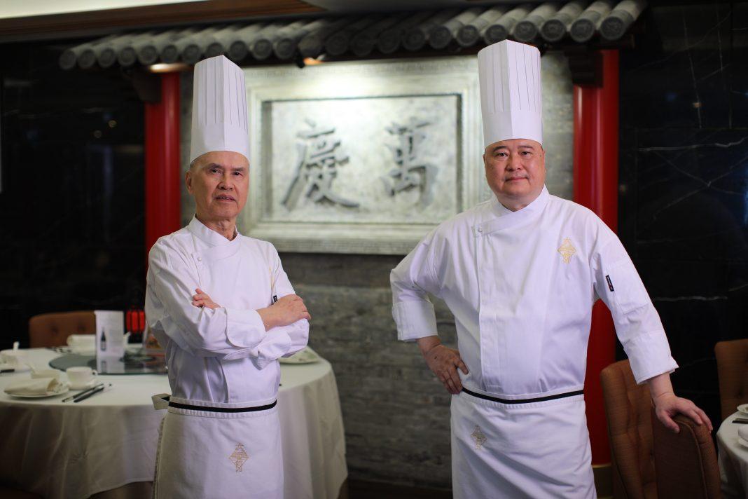 客席大厨向忠健及向忠达两兄弟 | Guest chef brothers Heung Chung-Kin and Heung Chung-Tat