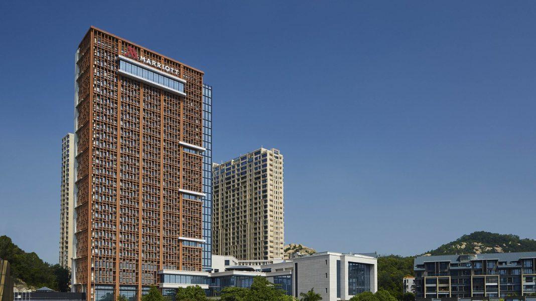 珠海新骏景万豪酒店   Zhuhai Marriott Hotel