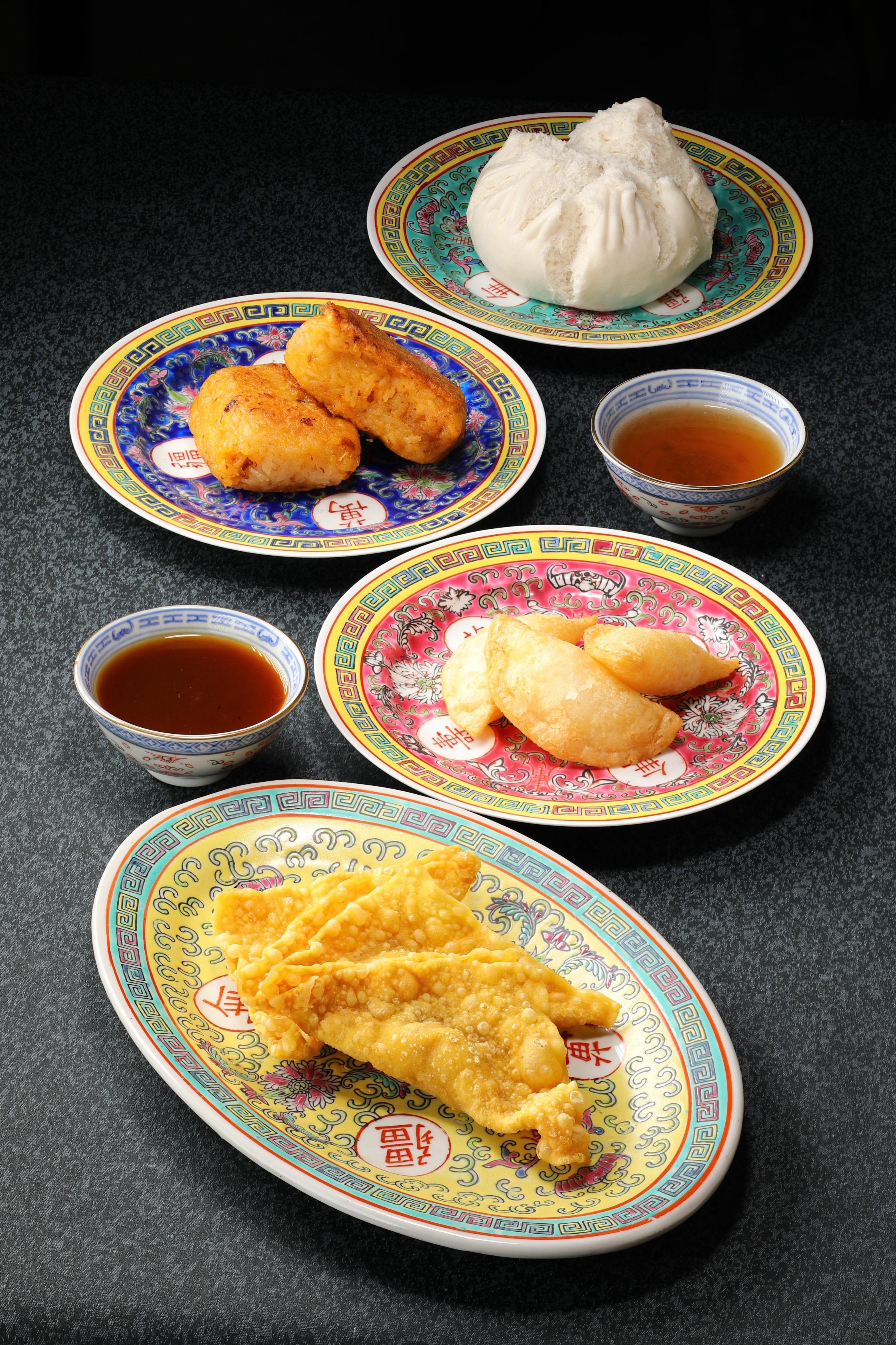 粤菜厅万庆轩 | Chinese Dining Room Man Hing