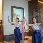 泰国传统舞蹈表演   Traditional Thai dance performance