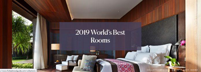 《福布斯旅游指南》公布全球最佳客房   Forbes Travel Guide Announces World's Best Rooms