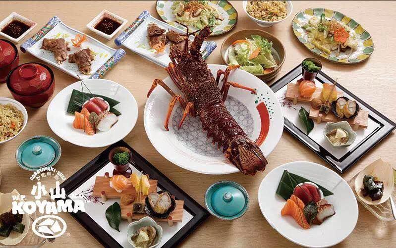 小山日本料理新店落户广州 K11 | Japanese Restaurant Koyama Opens in K11 Guangzhou