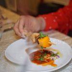 羊肉串配韩式米饭 | Lamb Kaldereta Tteokboki Skewers
