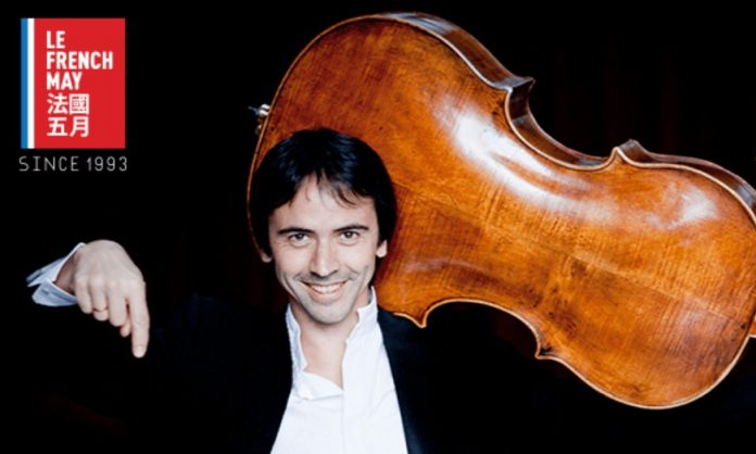 法国五月艺术节:凯拉斯大提琴独奏会   Le French May Arts Festival: Jean-Guihen Queyras Cello Recital