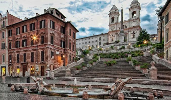 条条大路通罗马:深圳将开通深圳=罗马航线 | All Roads Lead to Rome: Shenzhen to Rome Route to Open Soon