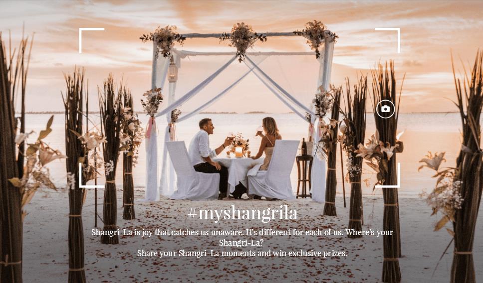 "香格里拉酒店集团启动""我的香格里拉""摄影比赛 | Shangri-La Launches Global #MyShangriLa Photography Contest"