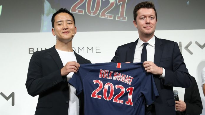 Sebastien Wasels @巴黎圣日耳曼足球俱乐部 PSG Asia Pacific. Image Source: PSG