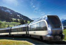 "走出大湾区:到瑞士乘坐全景观列车""Goldenpass Express"" | Delta Escape: Explore Switzerland on the Pininfarina-designed Wonder Train ""Goldenpass Express"""