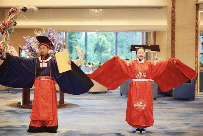 Shangri-La Hotel, Guangzhou Presents the Rite-Confucius Family Cuisine and Culture at Summer Palace