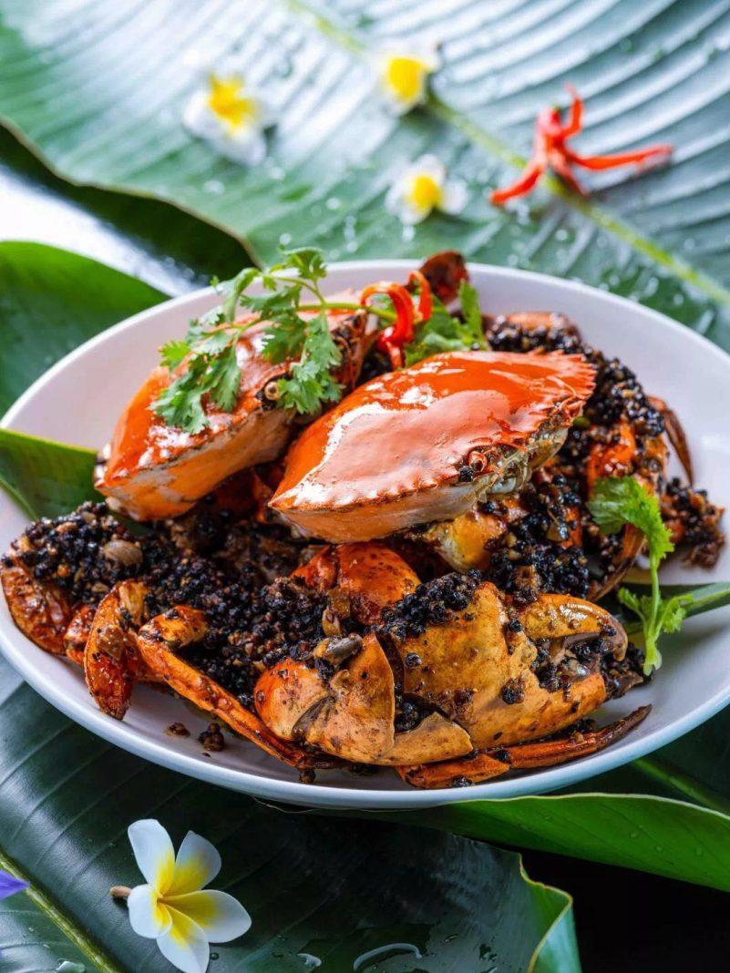 新加坡辣椒螃蟹,黑椒螃蟹   Singapore Chilli Crab, Black Pepper Crab