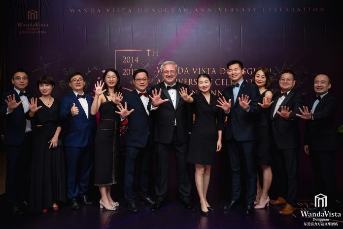 东莞万达文华酒店举办米其林臻享夜活动庆祝五周年 | Wanda Vista Dongguan Hosted Michelin Dinner to Celebrate Its 5th Anniversary