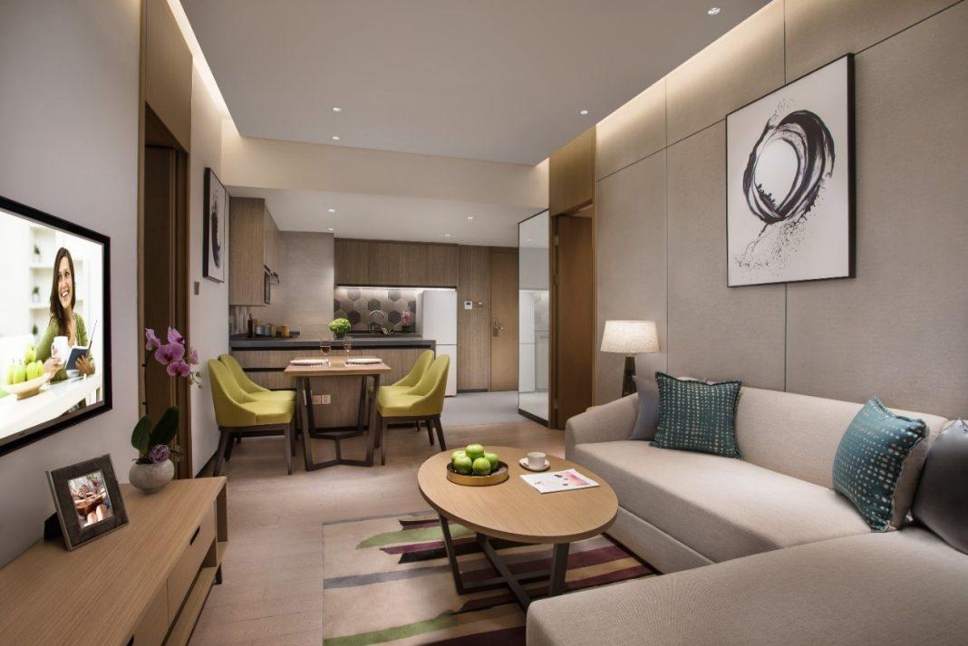 东莞馨乐庭松山湖公寓酒店  | Citadines Songshan Lake, Dongguan