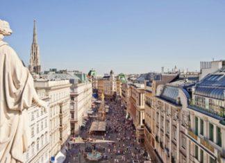 维也纳城景 | City of Vienna
