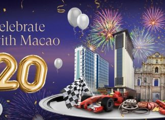 与澳门喜来登大酒店共度精彩节日之旅 | Celebrate at Sheraton Grand Macau in This Festive Season