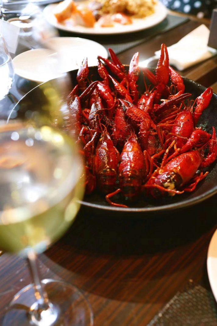 秘制龙虾邀你来尝!  When Lobster Meets Master Chef @St. Regis Shenzhen