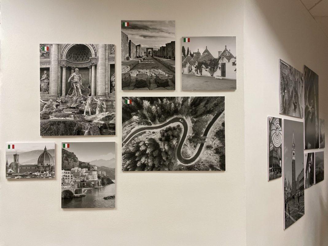 展示意大利魅力的图片 | Images to present the charm of Italy.