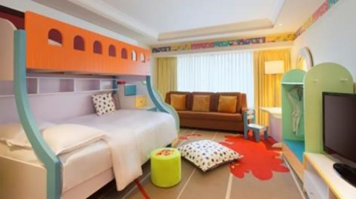 家庭套房 | Family Suites