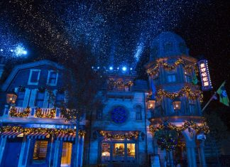 """冰雪奇缘""降临上海迪士尼度假区 