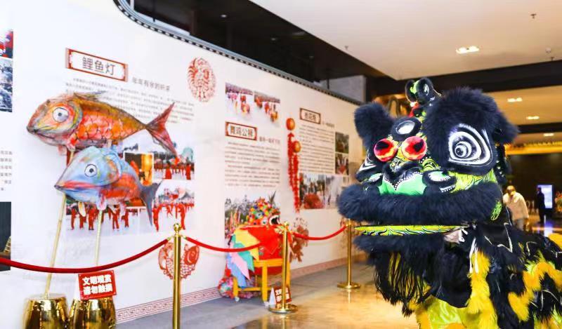 佛冈展示非遗文化 | Fogang shows intangible cultural heritage