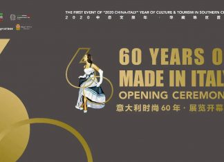 "《意大利时尚60年》展览 拉开2020年中意文化旅游年序幕 | Exhibition ""60 Years of Made in Italy"" to Kick Off 2020 China-Italy Year of Culture and Tourism"