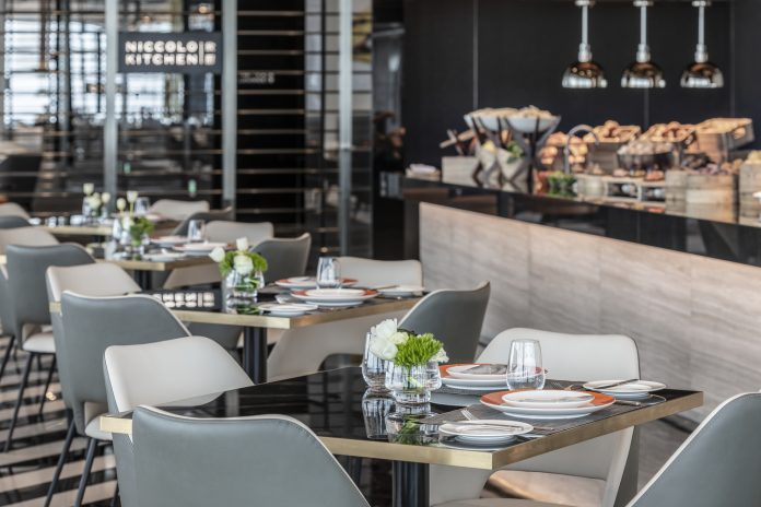 新任:长沙尼依格罗酒店任命梅纳德·贝卡尼先生为酒店行政总厨 | New Appointed: Ménad Berkani As Executive Chef for Niccolo Changsha
