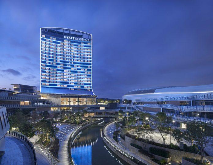 新张:横琴凯悦酒店启幕迎宾 | New Arrival: Hyatt Regency Hengqin Opens in Greater Bay Area of Southern China