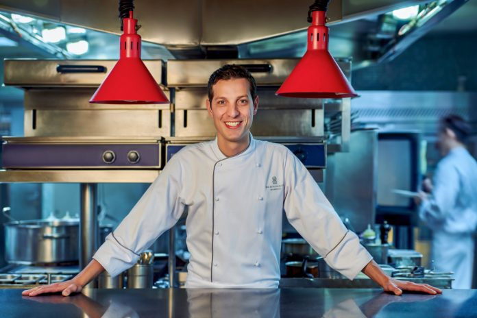 Chef Michele Tenzone