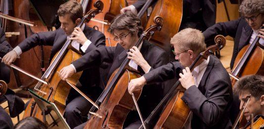 Leipzig, Gewandhaus Orchestra. ©Jens Gerber, 2014
