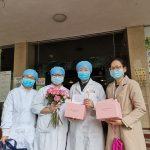 暨南大学附属第一医院医护人员 Doctors and nurses in The First Affiliated Hospital of Jinan University