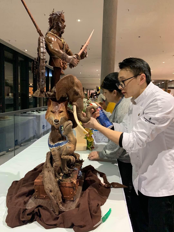 广州四季酒店西点副厨师长喜获IKA奥林匹克世界烹饪大赛银牌 | Pastry Sous Chef Billy Xu @Four Seasons Hotel Guangzhou Brought Home Silver Medal of IKA/Culinary Olympics 2020
