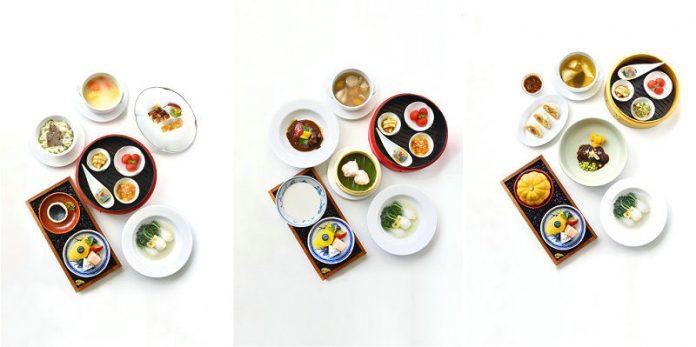 "广州柏悦酒店悦景轩中餐厅推出""悦膳""定食套餐 | Yue Jing Xuan at Park Hyatt Guangzhou Launches Portion for One Set Menu"