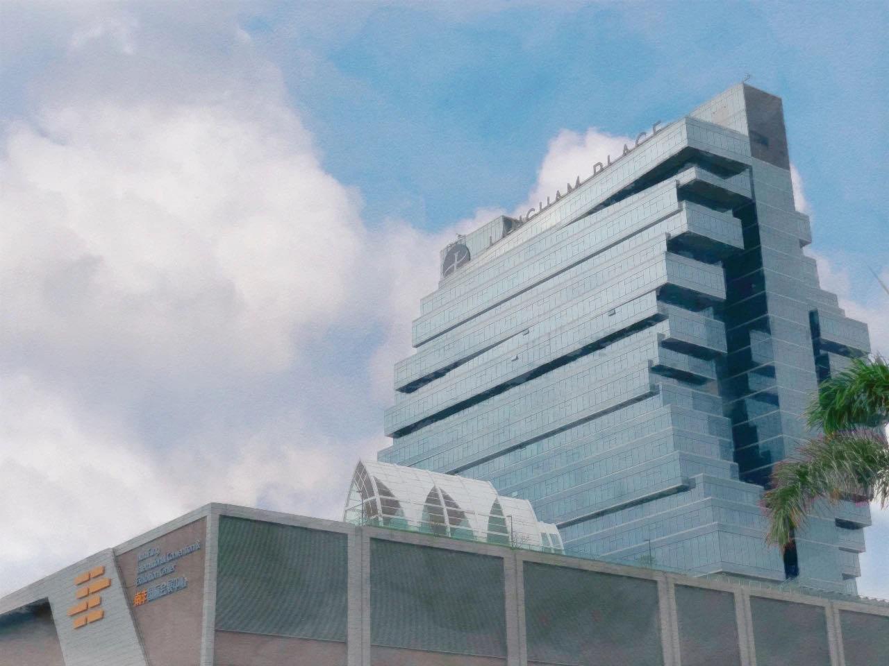 广州南丰朗豪酒店   The Langham Place, Guangzhou