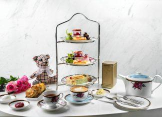 155年经典回味:在广州南丰朗豪酒店体典朗廷下午茶   Enjoy Classic Afternoon Tea and Celebrate the 155th Anniversary with Langham @Langham Place, Guangzhou