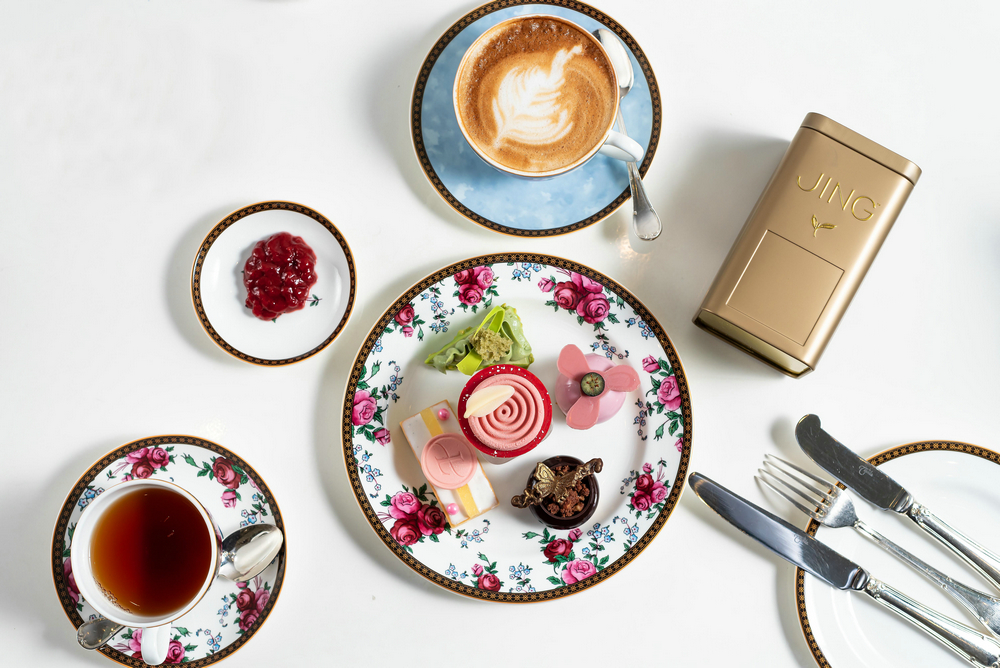 155年经典回味:在广州南丰朗豪酒店体典朗廷下午茶 | Enjoy Classic Afternoon Tea and Celebrate the 155th Anniversary with Langham @Langham Place, Guangzhou