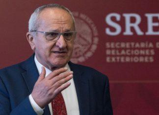 墨西哥政府提名世贸组织总干事候选人   Mexican Deputy Secretary Jesús Seade Presents Candidacy to Head the WTO