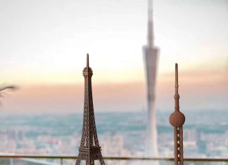 云游:东西方浪漫之都的云端午会 | Wanderlust: Park Hyatt Guangzhou Presents Shanghai Meets Paris Themed Afternoon Tea