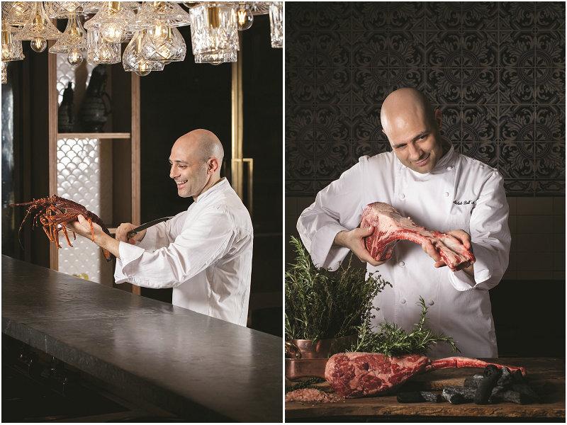 """新任:""""雅舍""""餐厅行政总厨 Michele Dell'Aquila   New Appointment: The Manor Welcomes Executive Sous Chef Michele Dell'Aquila"""
