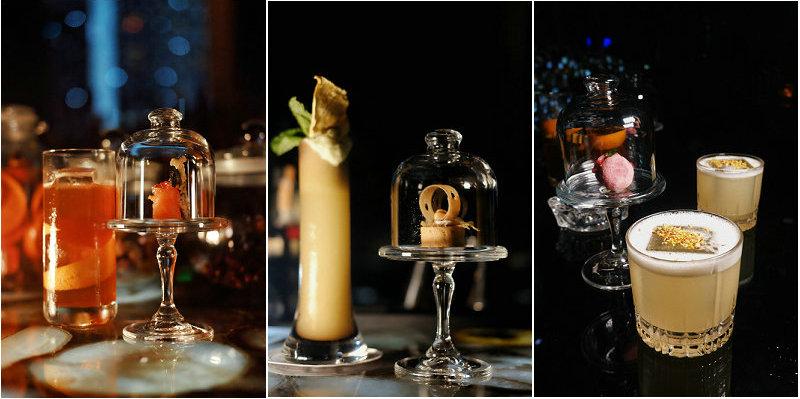 精选鸡尾酒:马菲奥,尼科洛,小夜曲  | Signature Cocktails: Maffeo, Niccolo, La Serenissima