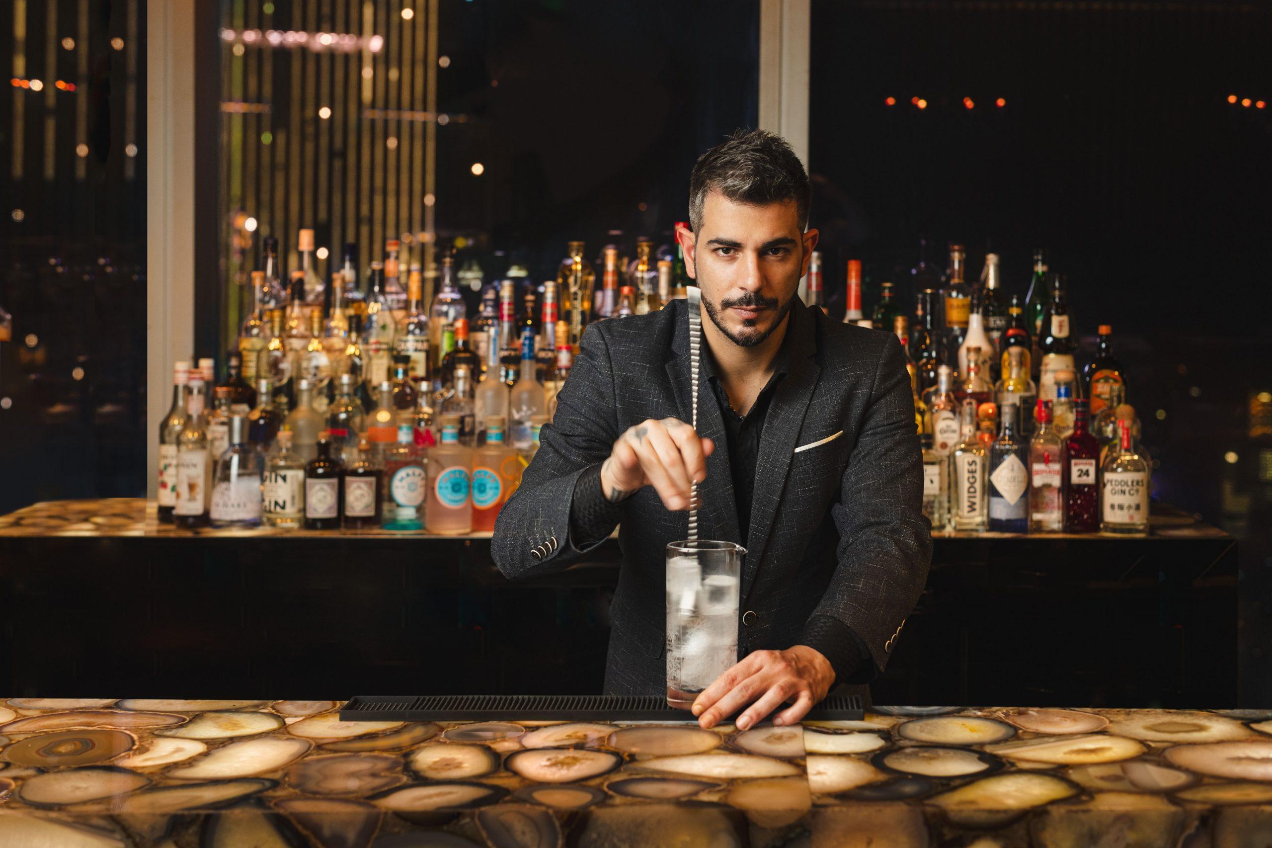 广州四季酒店新任首席调酒师安东尼奥 | Antonio De Luca, Head Bartender, Tian Bar at Four Seasons Guangzhou