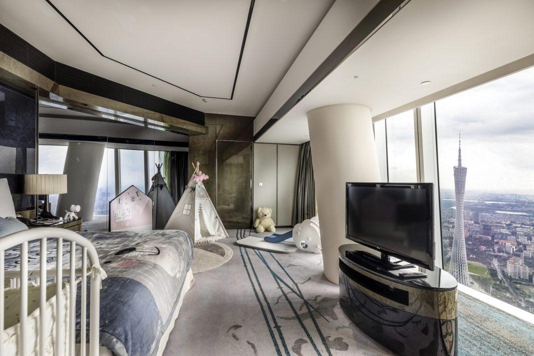 尊贵广州塔景大床房 | Premier Room Canton Tower view king bed