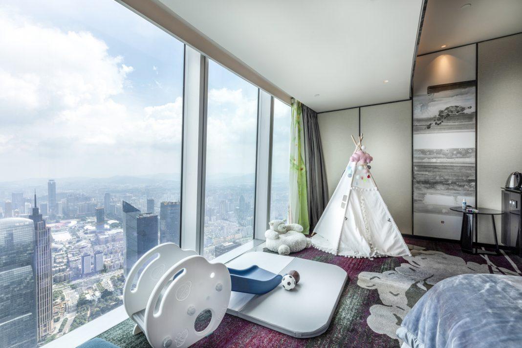 高级城景双床房 | Superior Room city view twin bed