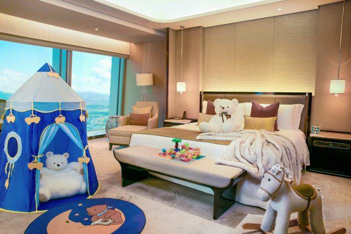 深圳瑞吉酒店家庭传统亲子套餐限时预订 |