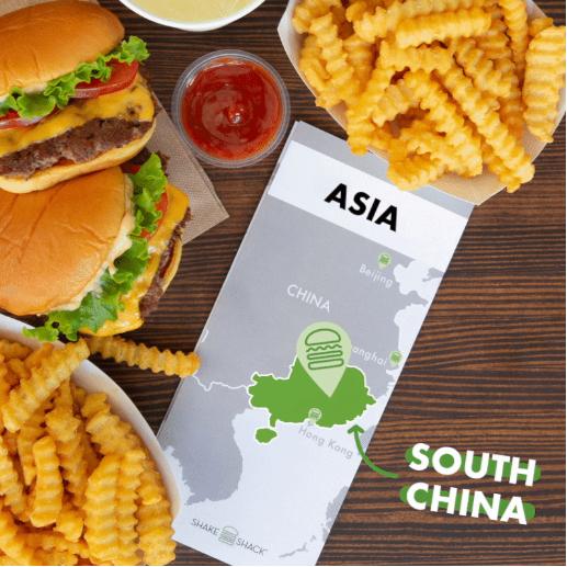 Shake Shack将进驻中国华南地区,首站深圳 | Shake Shack Serving Up New South China Markets