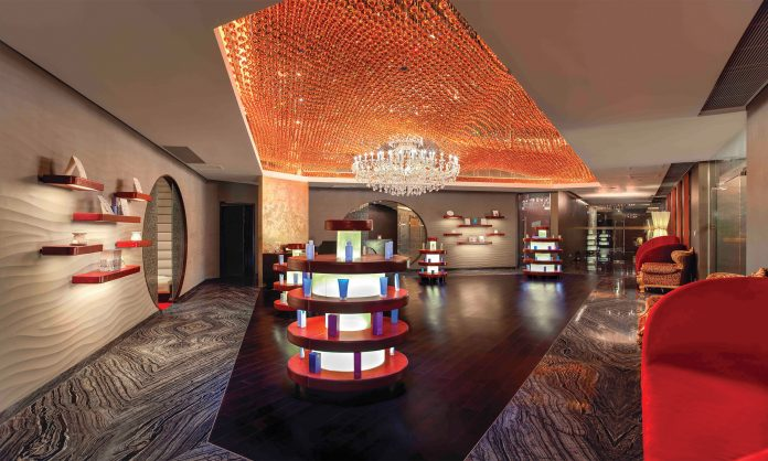 澳门新葡京酒店水疗护理中心荣膺2020年SpaChina中国养生与水疗大奖 | The Spa at Grand Lisboa Honoured at SpaChina Awards 2020