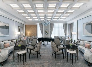 A Taste of Refined Elegance: Remodeled Pearl Lounge @The Ritz-Carlton, Guangzhou