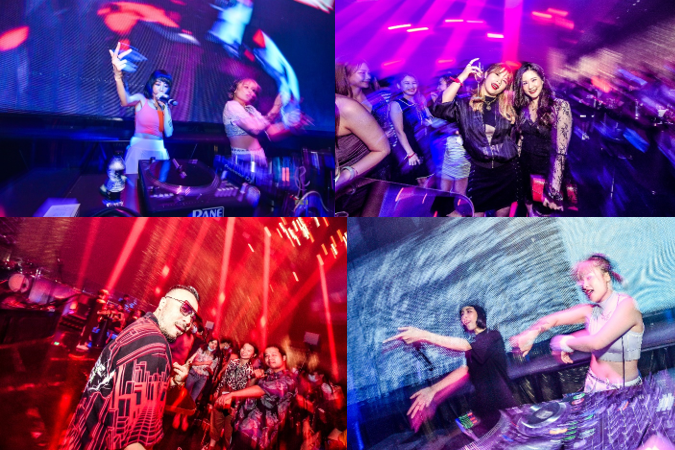 Ready to Remix Your Night: FEI Reopens @W Hotel Guangzhou