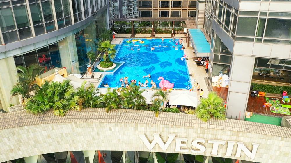 周末清爽一夏@广州海航威斯汀酒店 | Splashing on Summer Weekend @The Westin Guangzhou