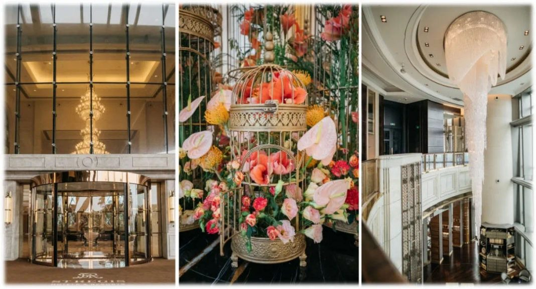 珠海瑞吉酒店呈现两周年礼遇   Celebrate 2nd Anniversary with The St. Regis Zhuhai
