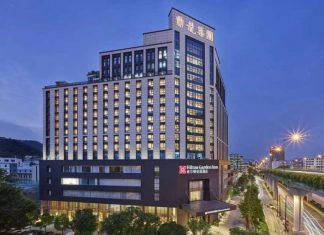 新张:希尔顿花园酒店亮相广州天河   New Hotel: Hilton Garden Inn Opens at Tianhe Guangzhou